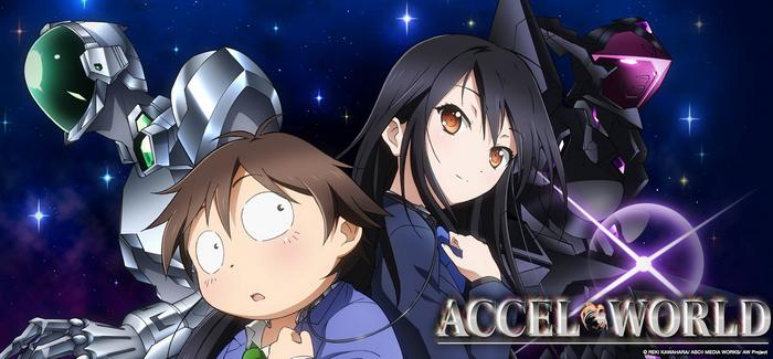 جميع حلقات انمي Accel World مترجم (تحميل + مشاهدة مباشرة)