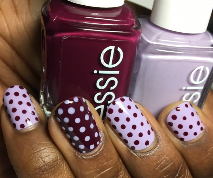 ANOTHER Bottle of Polish?!: Essie - Lilacism, Essie - Bahama Mama