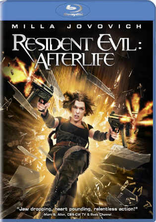 Resident Evil Afterlife 2010 BluRay 300MB Hindi Dual Audio 480p Watch Online Full Movie Download bolly4u