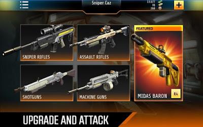Kill shot Bravo Mod Apk v2.9 lates Version 2017