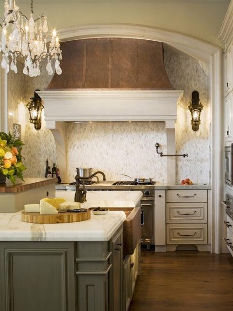 fabulous black white kitchen design ideas | Splendid Sass: FABULOUS KITCHENS