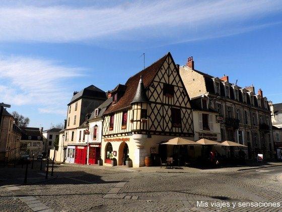 Rincones de Bourges, Francia