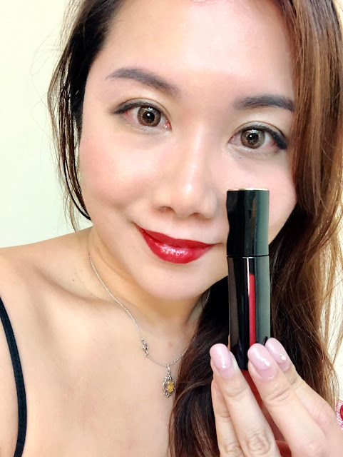 MISSHA 格蘭迷炫瓷光唇釉 CR01 CR02