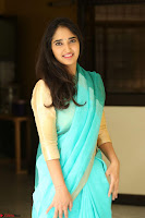 Radhika Mehrotra in Green Saree ~  Exclujsive Celebrities Galleries 027.JPG