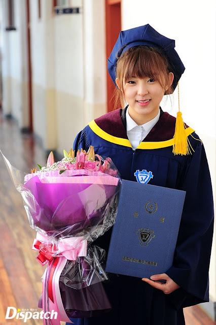 ảnh tốt nghiệp của yoona so hyun 1