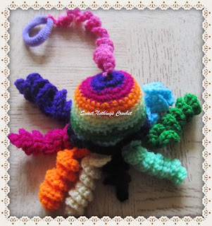 free crochet cat toy pattern