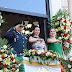 Celebran colorido y multitudinario desfile patrio en Valladolid