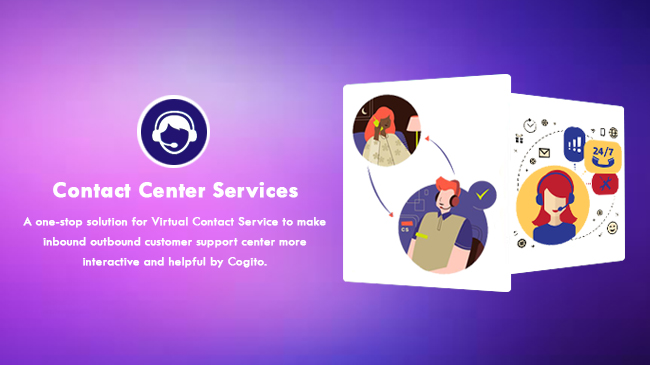 Cogito Virtual Contact Center Services