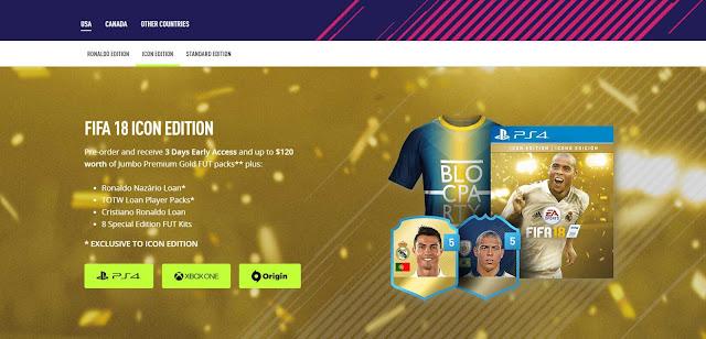 Berapakah Harga Game FIFA 18 Versi Original?