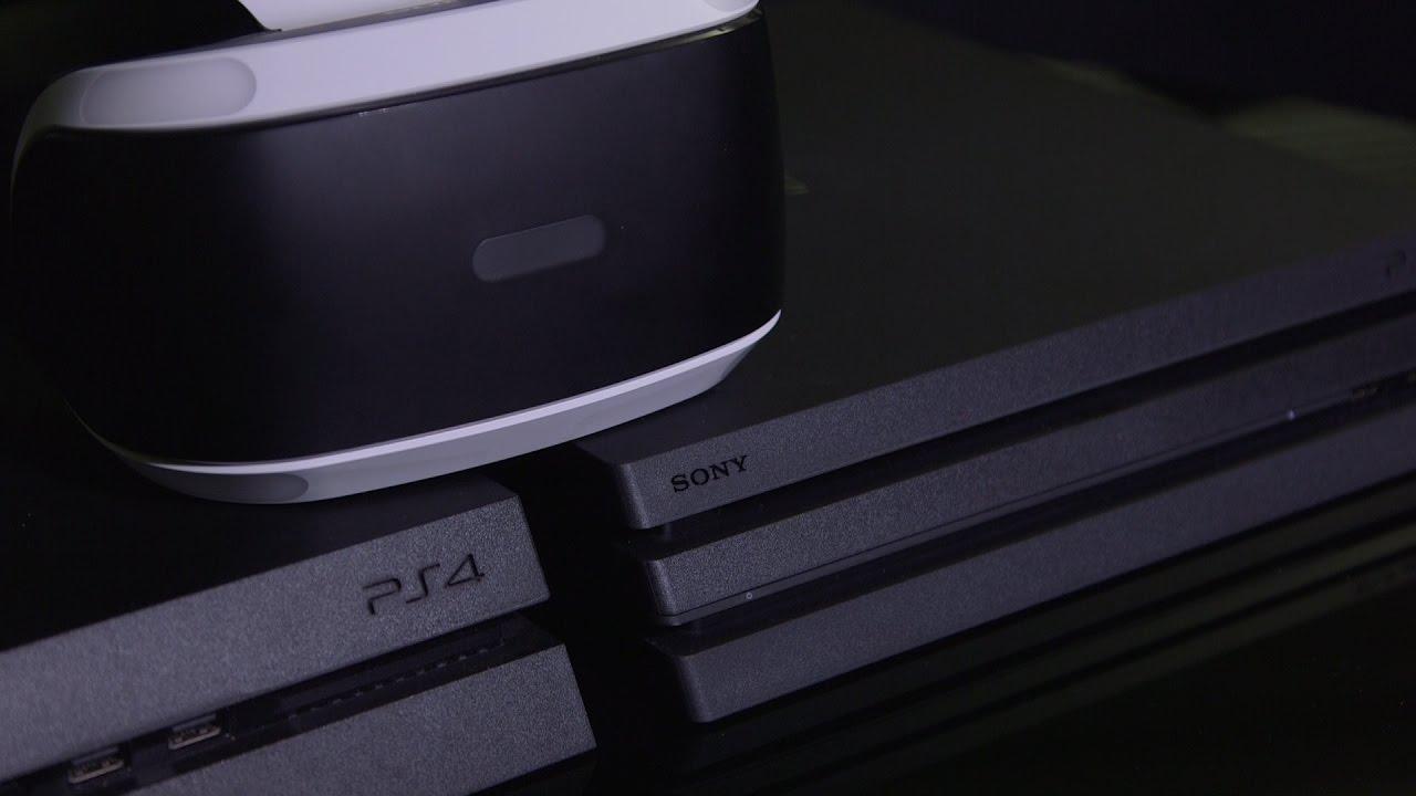 PlayStation VR | Versão atualizada do aparelho chegará ao Brasil