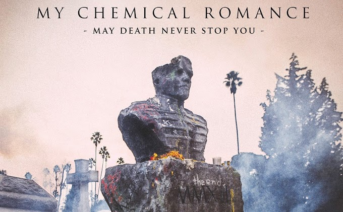 Fake your death, la última canción de My Chemical Romance
