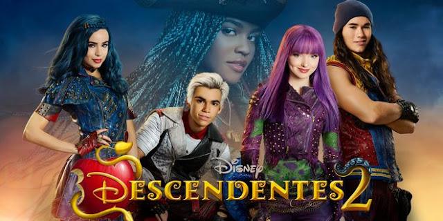 'Os Descendentes 2' estreia este sábado no Disney Channel