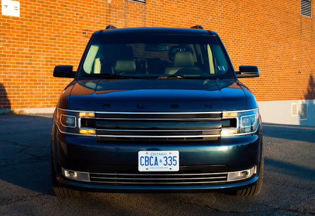 review 2017 ford flex limited ecoboost running out the clock good car bad car. Black Bedroom Furniture Sets. Home Design Ideas