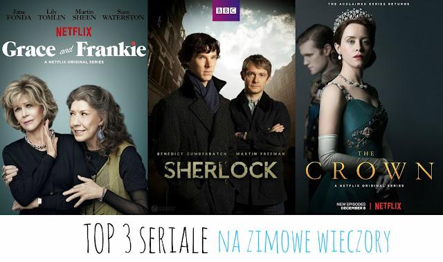 TOP 3 seriale na zimowe wieczory z Netflixa
