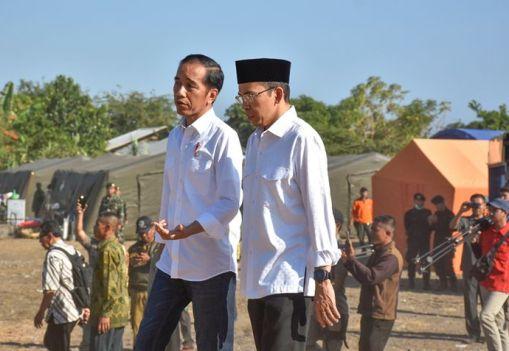 Korban Terus Bertambah, Presiden, Joko Widodo Berduka