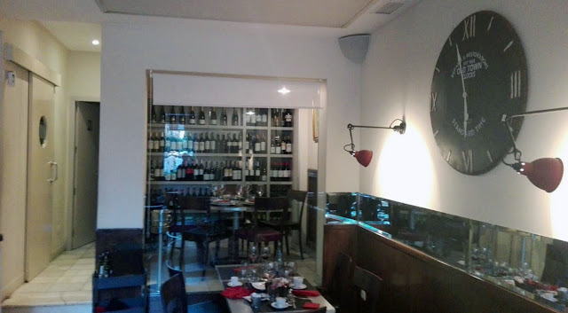 Casa Pello, comedor - Tusolovive Madrid