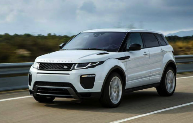 2017 Range Rover Evoque Review