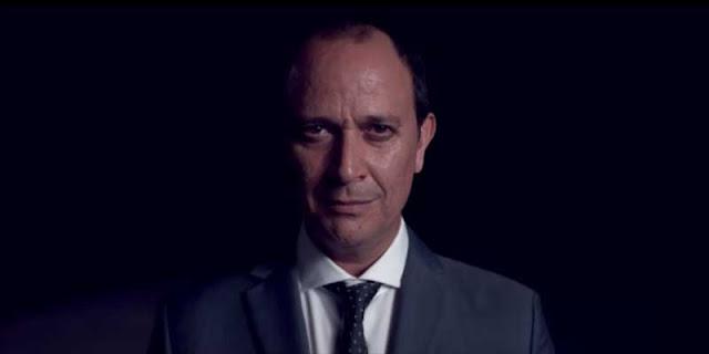 Luis Callejo protagonista de la película el 'Jefe'