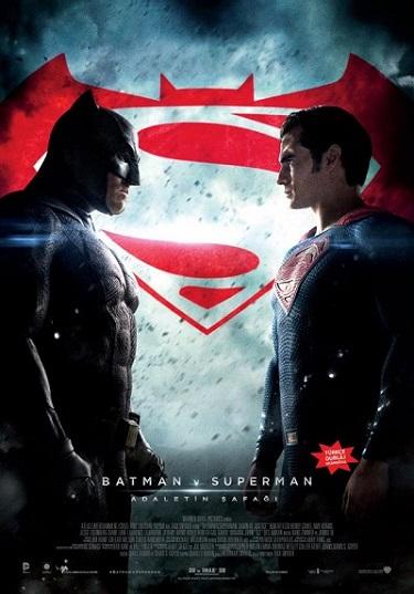 Batman v Superman Adaletin Şafağı 2016 ( BRRip XviD ) Türkçe