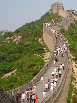 capa - Patrimônio da Humanidade: Asia – Muralha da China