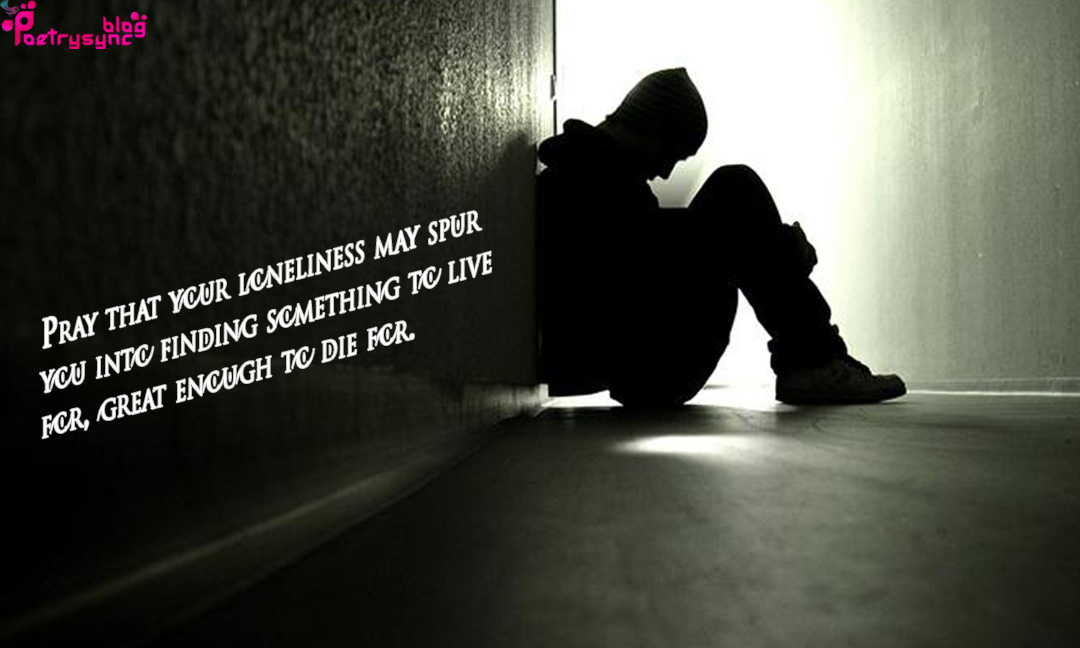 Alone Life Sad Quotes With Sad Alone Boy Pictures For Sad Lovers