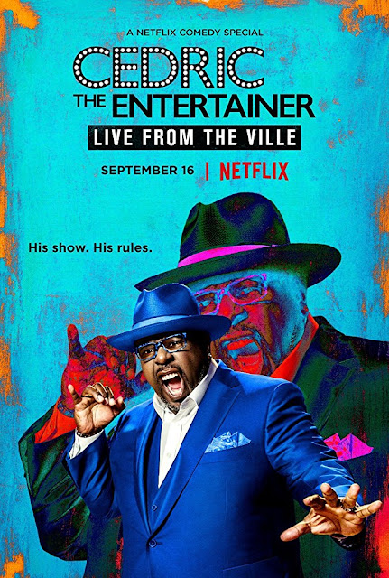 Cedric the Entertainer: Live from the Ville (2016) ταινιες online seires oipeirates greek subs