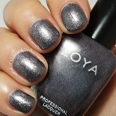 Zoya Urban Grunge Metallic Holos - Troy | Kat Stays Polished