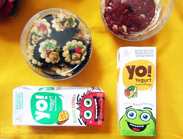 Merk yoghurt yang bagus untuk diet ?