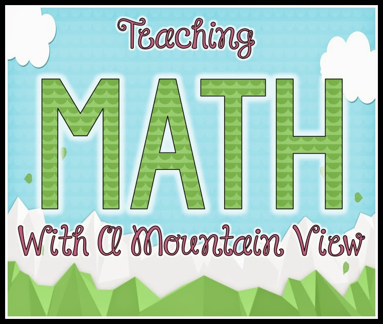 Teaching With a Mountain View Teaching Place Value - math chart