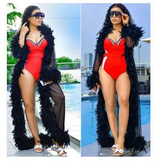 BBNaija Star, Nina Flaunts Her Hot Body In New S3xy Photos