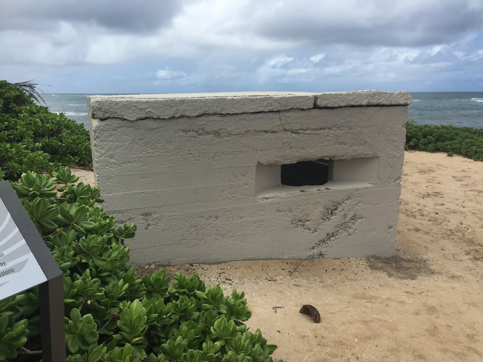 A Walk Around Oahu: My Personal Pilgrimage: Day 4: Kahuku to