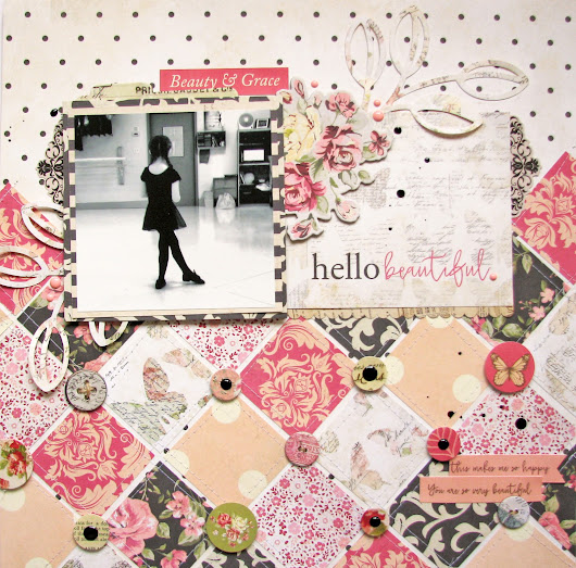 Photoplay paper - Hello Beautiful