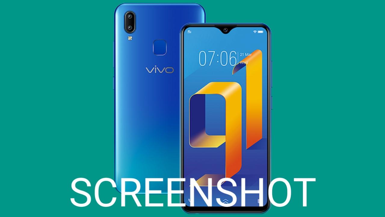 Cara Mengambil Screenshot Vivo Y91 2019