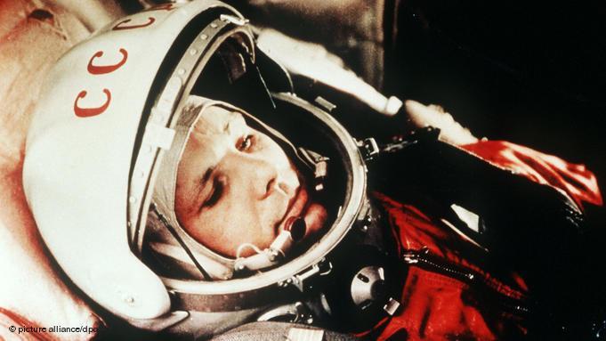 gsmbetoblogger: 1961: Yuri Gagarin.O Primeiro astronauta a ...
