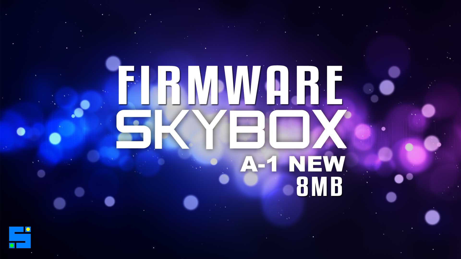 Software Skybox A1 AVS New SW Firmware 8MB Terbaru