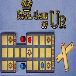 Royal Game of Ur (Multiplayer Fun Game)