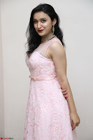 Sakshi Kakkar in beautiful light pink gown at Idem Deyyam music launch ~ Celebrities Exclusive Galleries 025.JPG