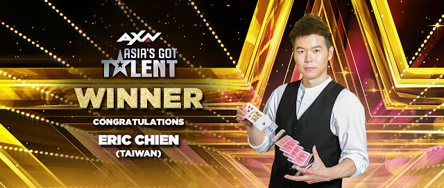 Juara Asia's Got Talent Musim Ke-3 2019