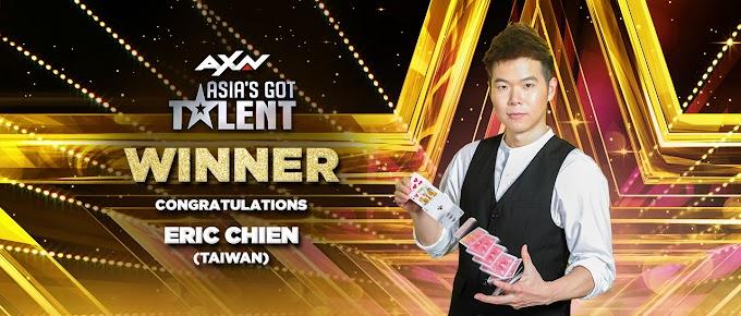 Juara Asia's Got Talent Musim Ke-3 2019
