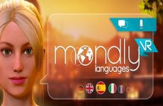 Mondly: app para aprender idiomas mediante Realidad Virtual (iOS y Android)