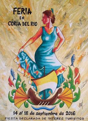 Feria de Coria del Río 2016