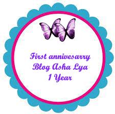Segmen First Anninvessary Bloh Asha Lya
