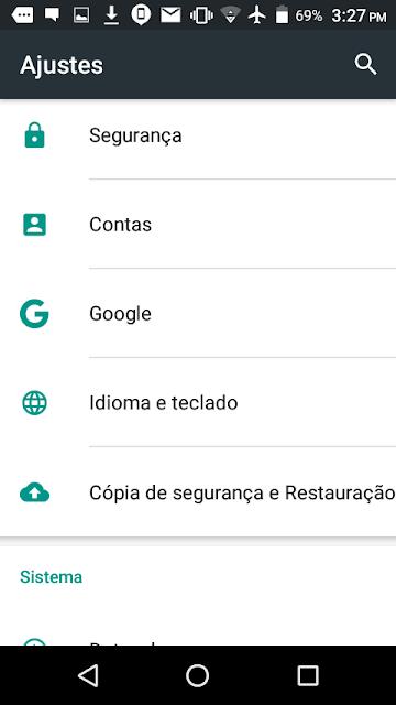 Como rastrear um smartphone android