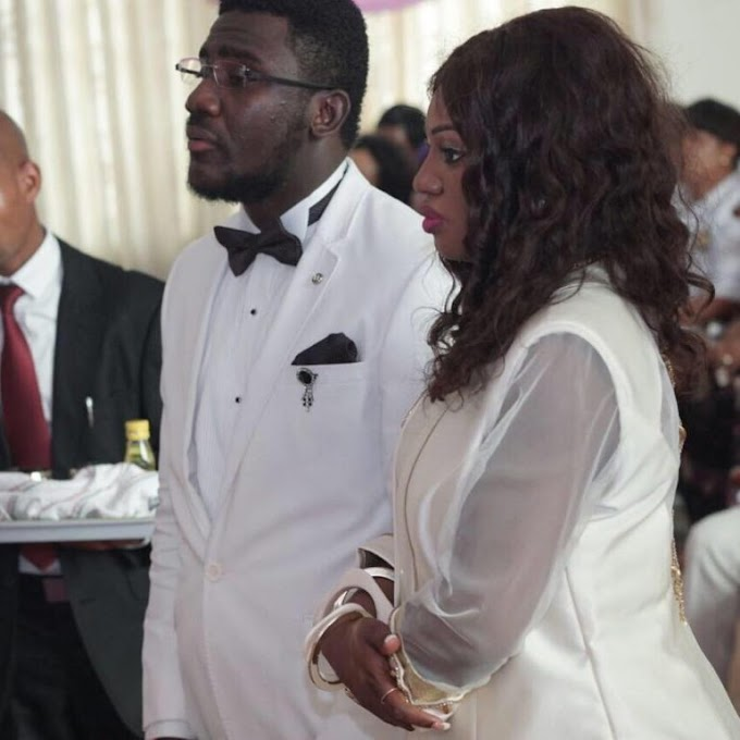 PHOTOS: Meet the Beautiful Wife of Prophet Bernard Afresa Taylor | the Woman He Has Two Kids With & Allegedly Banging Other Church Members Behind Her
