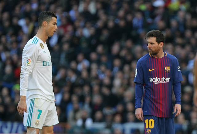 5 pemain ini akan hentikan dominasi Messi dan Ronaldo