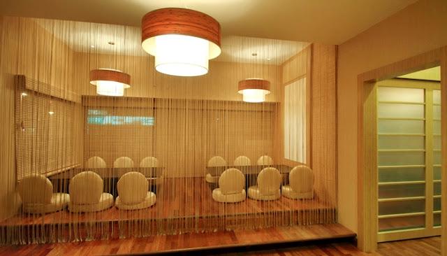 Tatami Seating On The 1st Floor