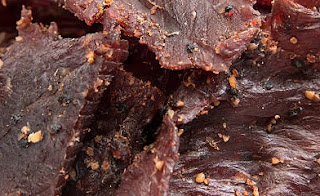beef jerky recipe round steak