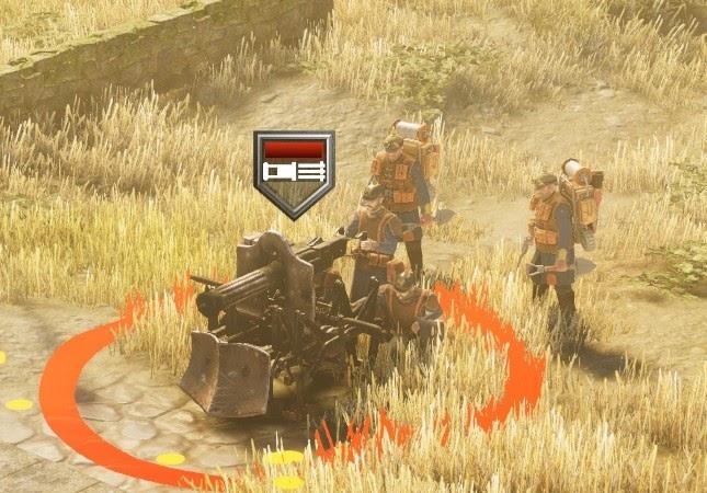 Iron Harvest 重武器
