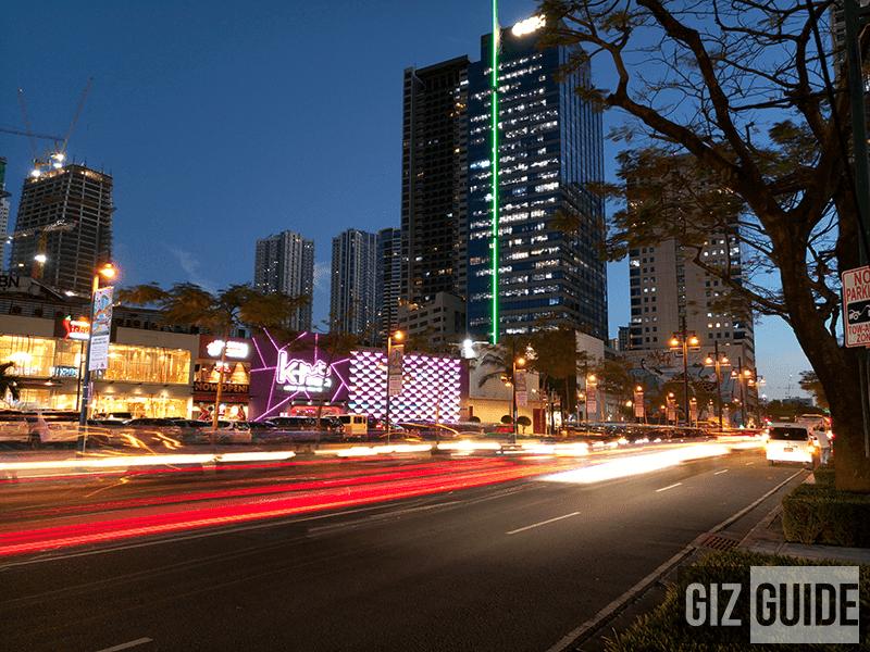 infinix-zero-zero-4-trail-lights Infinix Zero 4 Review - Priority In Photography Apps
