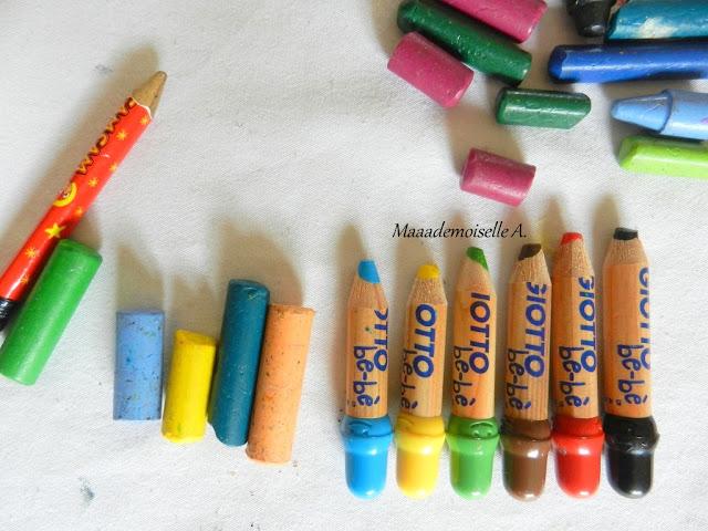 Crayons Giotto be-bè